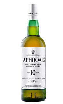 8. Whisky Laphoroaig