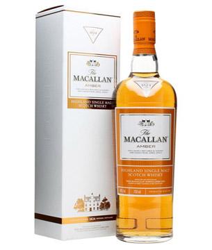 3. Whisky Macallan