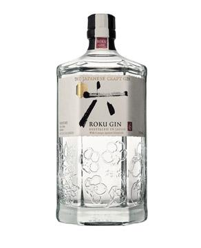 4. Ginebra Roku Gin