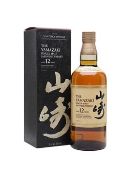 9. Whisky Yamazaki
